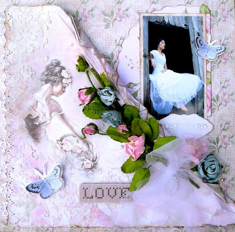 Love ~ C'est Magnifique September Kit