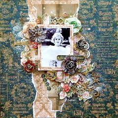 Lucy ~ Scraps of Elegance March Kit