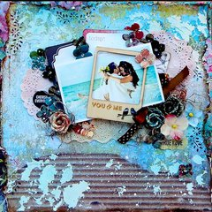 You & Me ~ My Creative Scrapbook June Limited Edition Kit