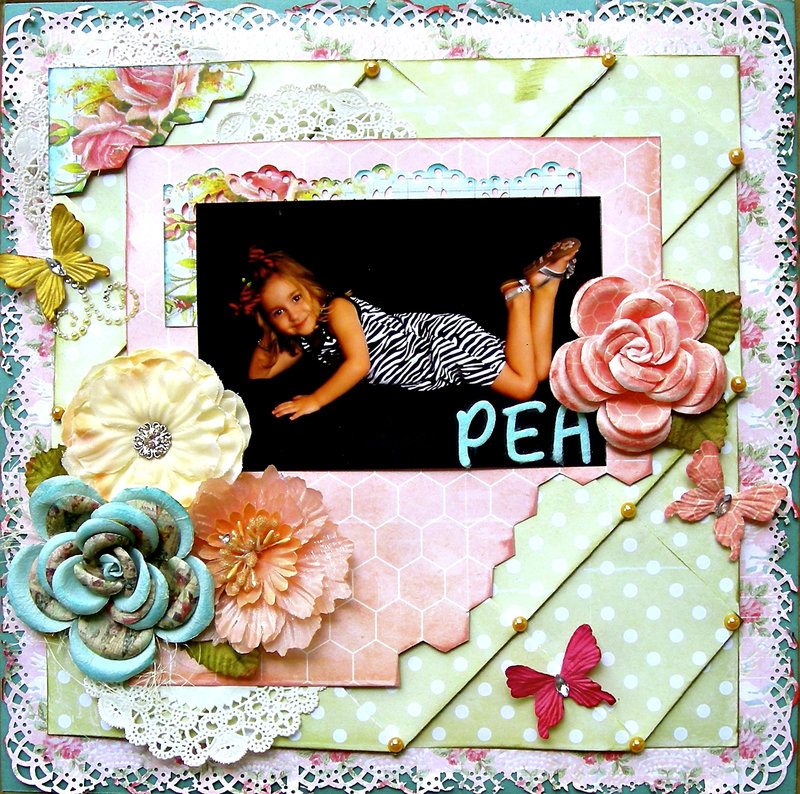 Pea ~ Scrap That! May Anniversary Kit Reveal and Blog Hop
