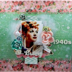 Lucy ~ My Creative Scrapbook