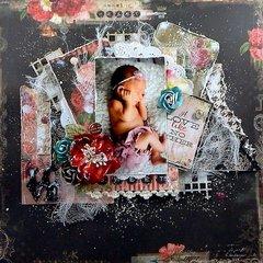 Love ~ My Creative Scrapbook March LE Kit