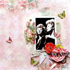 Awesome ~ My Creative Scrapbook ~ May LE Kit