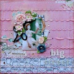 Big Street ~My Creative Scrapbook October Limited Edition Kit