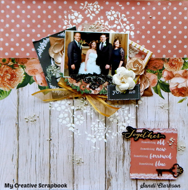 Together ~ My Creative Scrapbook ~ July LE Kit