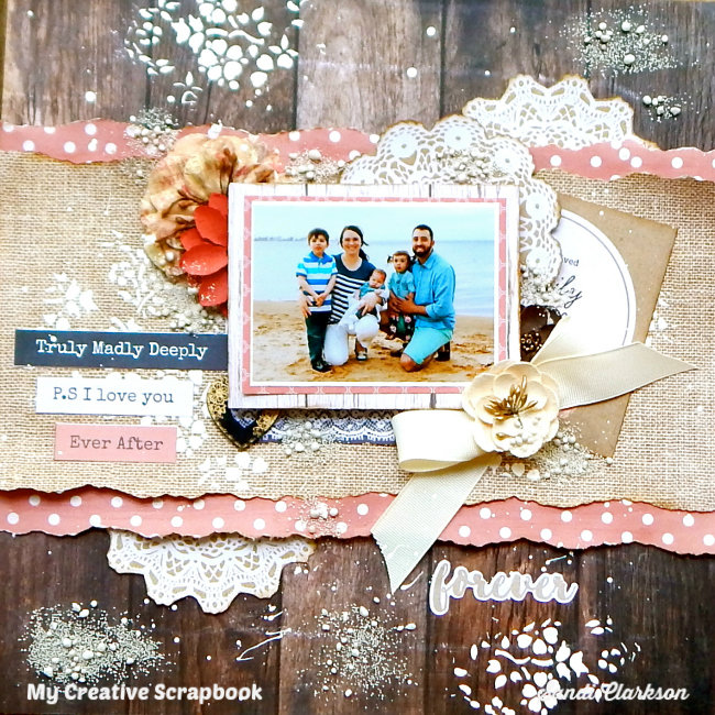 Forever ~ My Creative Scrapbook ~ LE Kit
