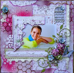 """She"" Scrap That! August Kit Reveal"