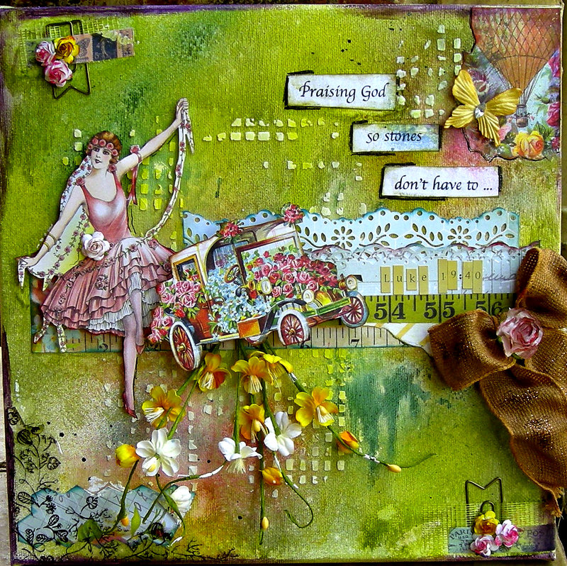 Praising God ~ Scrap That! May Anniversary Kit Reveal and Blog Hop