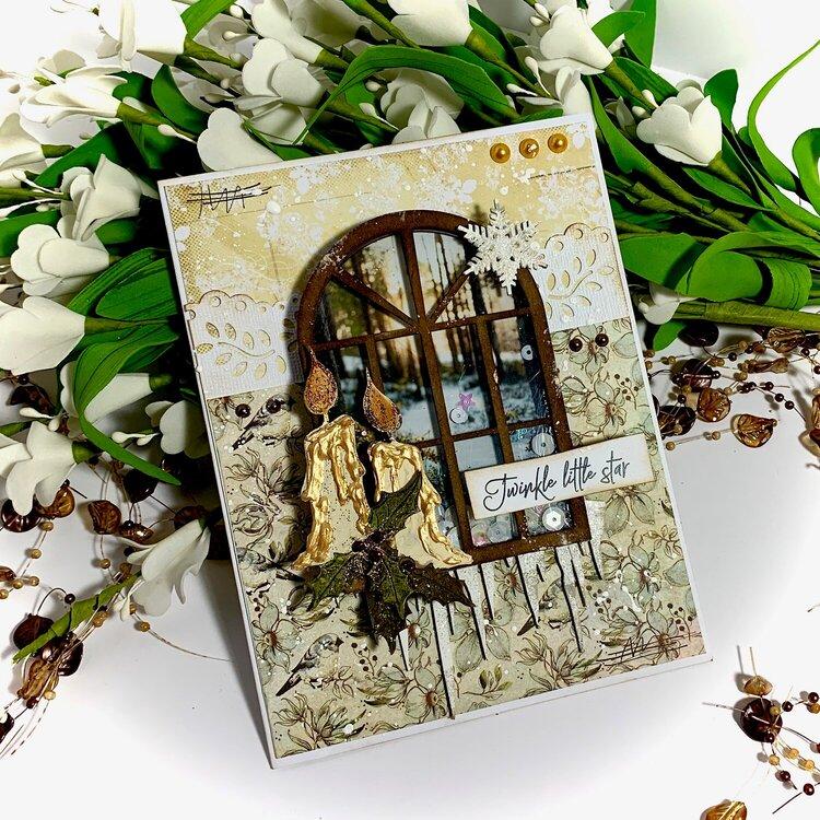 Winter Cards ~ Creative Embellishments