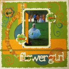 Runaway Flower Girl