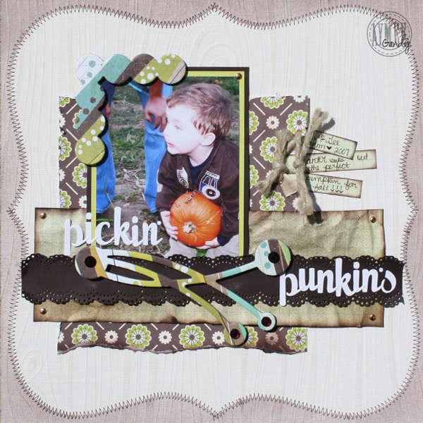 Pickin' Punkins