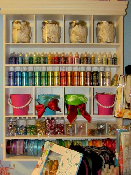 Embellishment centers