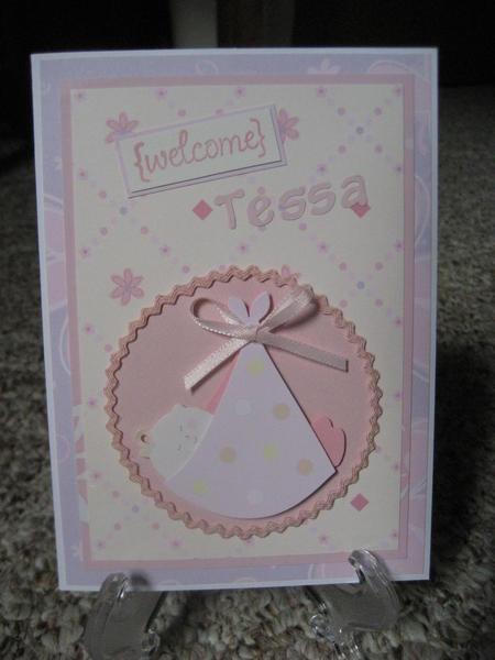 Welcome Tessa