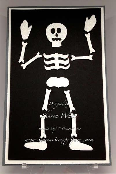 Skelton Punch Art
