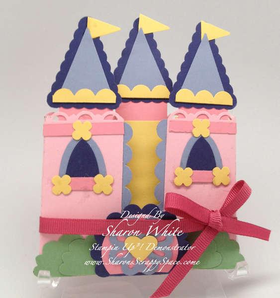 Princes Tri-Fold Card