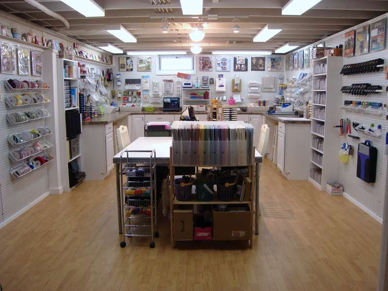 Dink's Craft Studio, Welcome