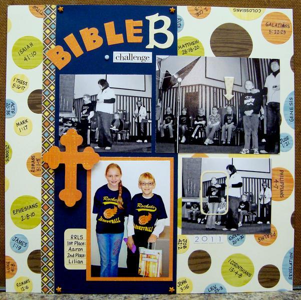 Bible B Challenge