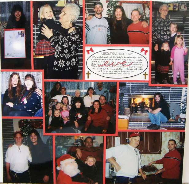 Christmas Birthday Eve (page 1)