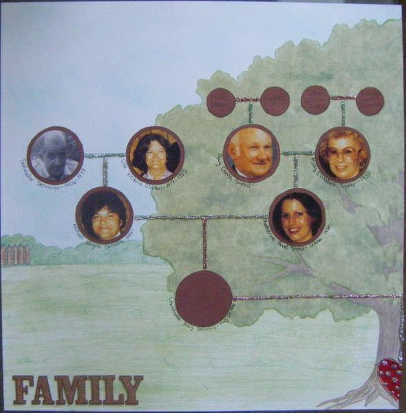 Family (Family Tree page 1)