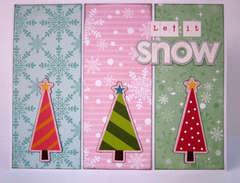 Let it Snow *My Little Shoebox*
