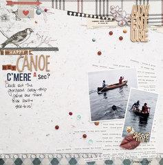 Canoe C'mere a Sec...?