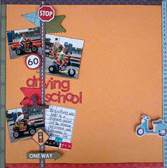 Driving School - My Little Shoebox