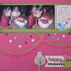 happy 7th birthday *My Little Shoebox*
