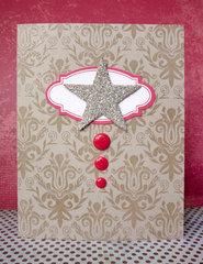 Glitter cards 2