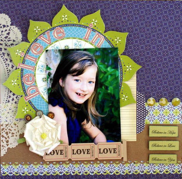 Beleive In Love - DT TaDa Creative Studios