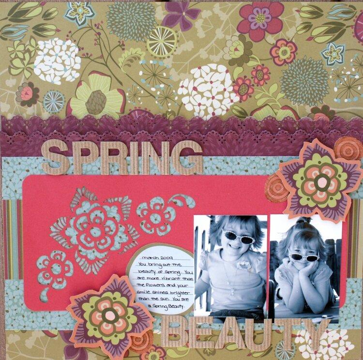 Spring Beauty - TaDa Creative Studios