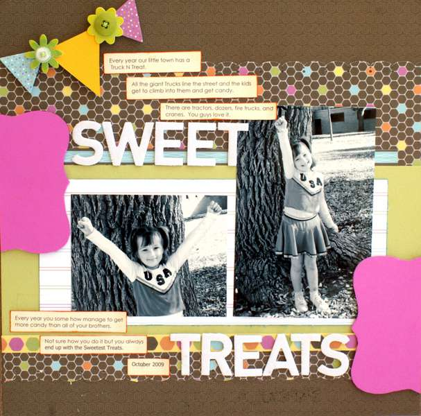"Sweet Treats ""TaDa Creative Studios"""