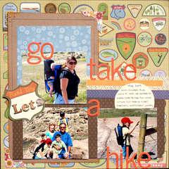 Lets Go Take A Hike - DT TaDa Creative Studios
