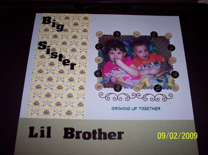 big sis little bro