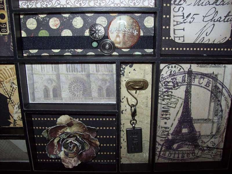 Paris Tray (C)