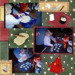 Christmas Cookies (left side)
