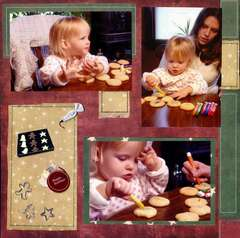 Christmas Cookies (right side)