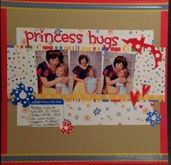 Princess hugs