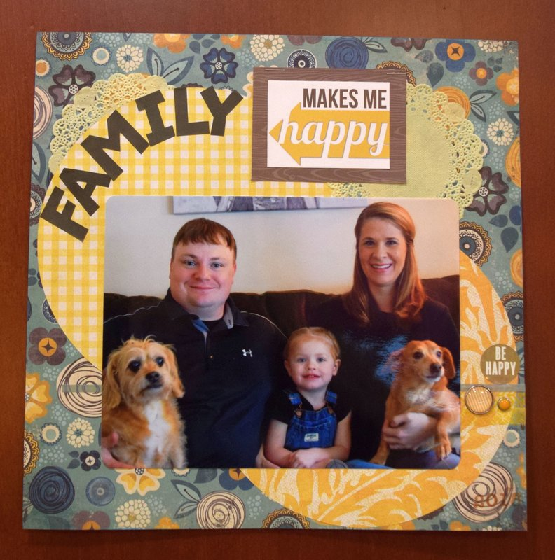 Family Makes Me Happy