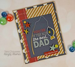 Dad's Day Trio Cards!