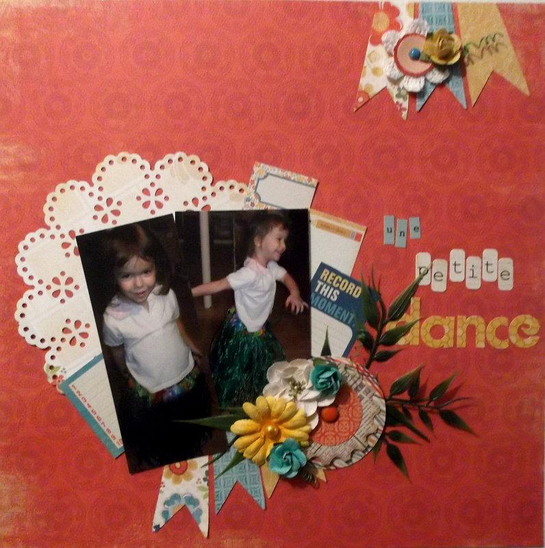 une petite dance