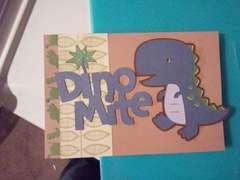 Dino Mite - Create-a-Critter Cricut Cart
