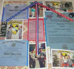 2007 Promotion and Re-enlistment page