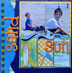 Sand Sun and Smiles