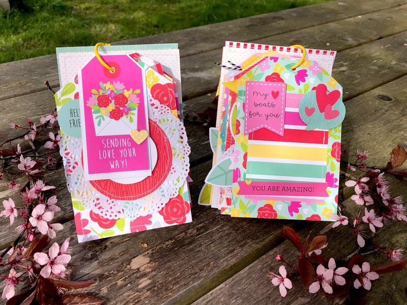 Love Notes Mini Books