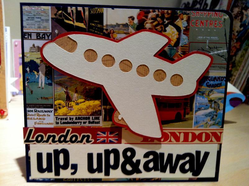 Up, Up, & Away