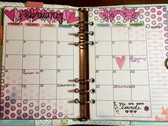 Alyssa�s planner - Feb