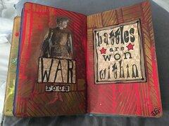 Art Journal - War Room