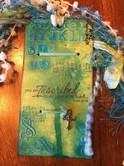 DELIGHT book mark (reverse)