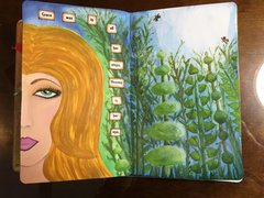Art journal - Grace