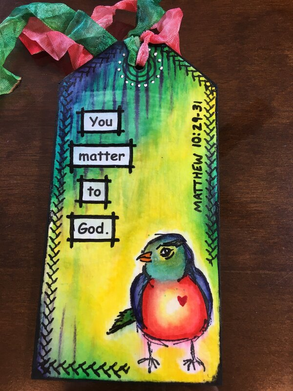 Bookmark - Natalie
